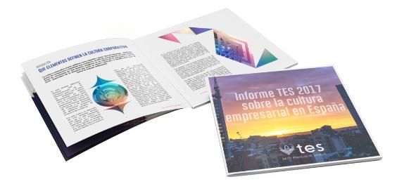 Informe sobre la cultura corporativa en España 2017